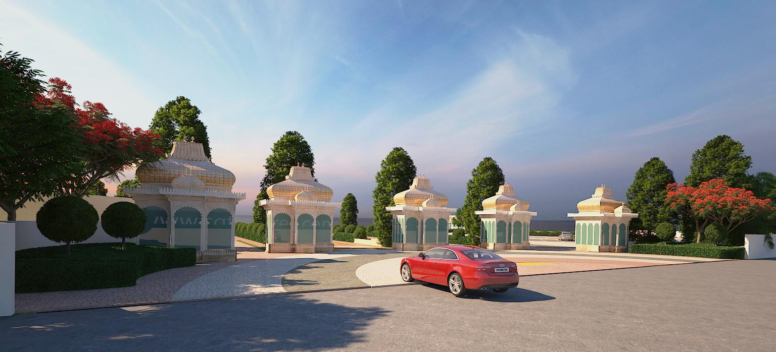 Jaipur Mahal 5