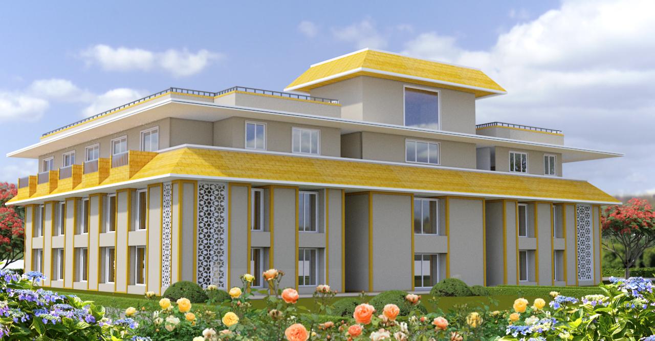 Golden Tulip Luxury Resort 5
