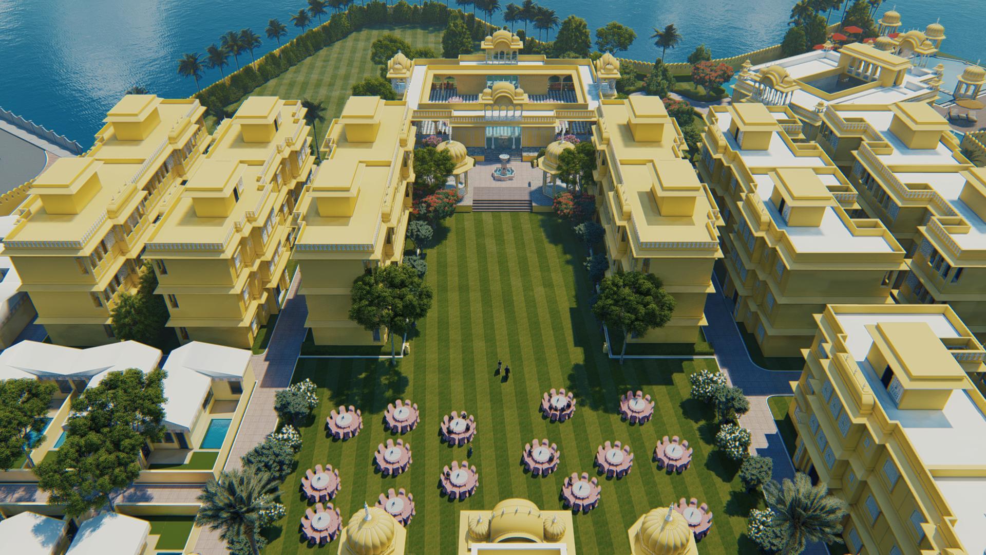 Golden Tulip Luxury Resort 4